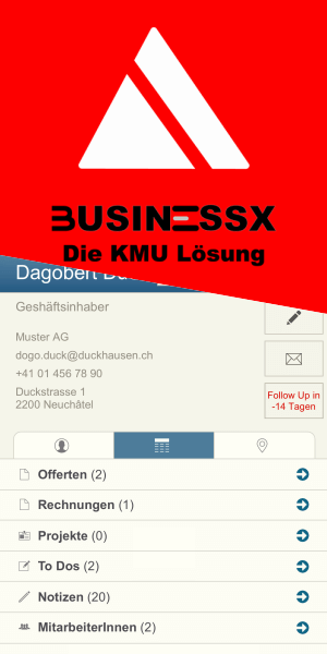 BusinessX-iPhone